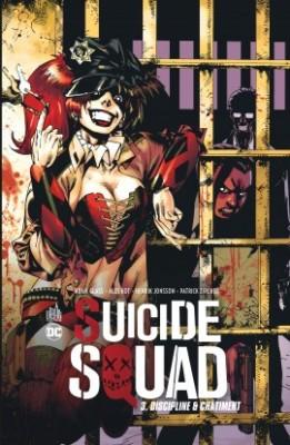 """Afficher """"Suicide squad n° 3 Discipline & châtiment"""""""