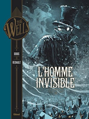 "Afficher ""H.G. Wells L'homme invisible 1"""