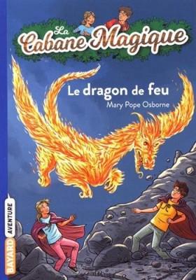 """Afficher """"Cabane magique (La) n° 50 Dragon de feu (Le)"""""""
