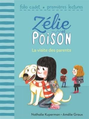"""Afficher """"Zélie et Poison n° 5 La visite des parents"""""""