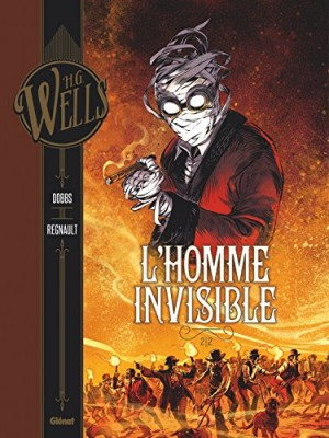 "Afficher ""H.G. Wells L'homme invisible 2"""