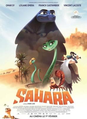 """Afficher """"Sahara DVD"""""""