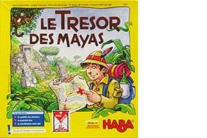 vignette de 'Le Trésor des Mayas'