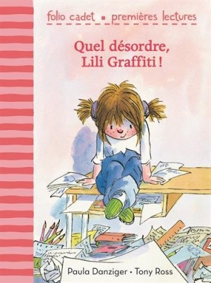 "Afficher ""Lili GraffitiQuel désordre, Lili Graffiti !"""