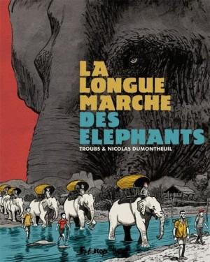 """Afficher """"La Longue marche des éléphants"""""""