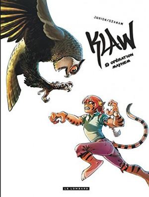 """Afficher """"Klaw n° 7 Opération Mayhem"""""""