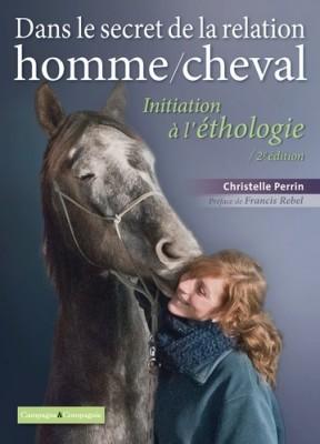 Dans le secret de la relation homme-cheval, Christelle Perrin