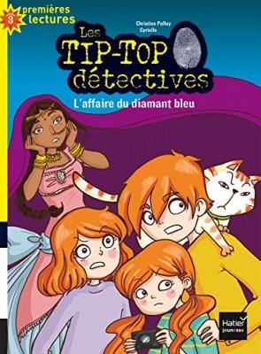 """Afficher """"Les Tip-Top détectives n° 5L'affaire du diamant bleu"""""""