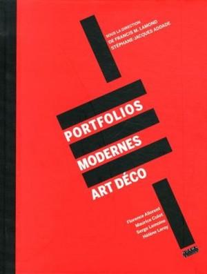 "Afficher ""Portfolios modernes Art déco"""