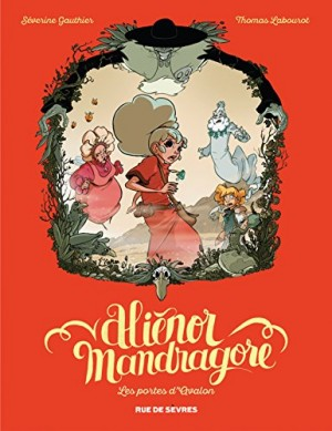 """Afficher """"Aliénor Mandragore n° 3 Les portes d'Avalon"""""""