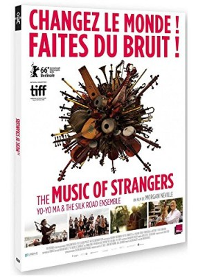 """Afficher """"The Music Of Strangers"""""""