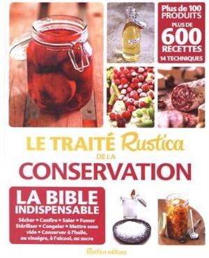 """Afficher """"Le traité Rustica de la conservation"""""""