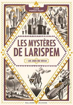 """Afficher """"Les mystères de Larispem."""""""