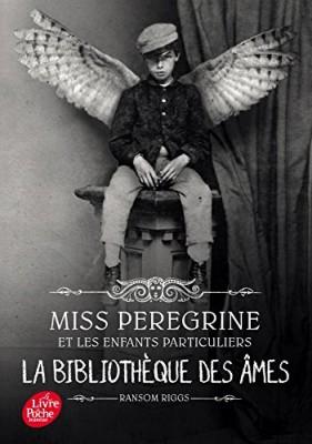 vignette de 'Miss Peregrine et les enfants particuliers n° 3<br /> La bibliothèque des âmes (Ransom Riggs)'