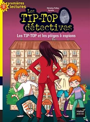 """Afficher """"Les Tip-Top détectives n° 6Les Tip-Top et les pièges à espions"""""""