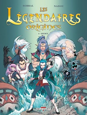"""Afficher """"Les légendaires, origines n° 4 Les Légendaires"""""""