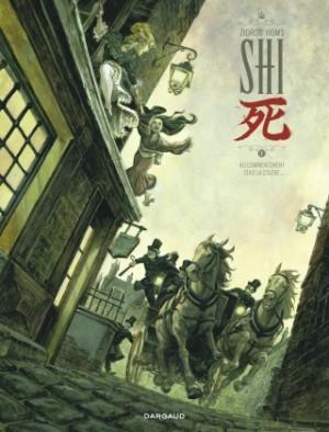 vignette de 'Shi n° 1<br /> Au commencement était la colère... (Zidrou)'