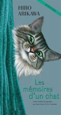 vignette de 'Les mémoires d'un chat (Hiro Arikawa)'