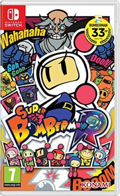 "Afficher ""SUPER BOMBERMAN R"""