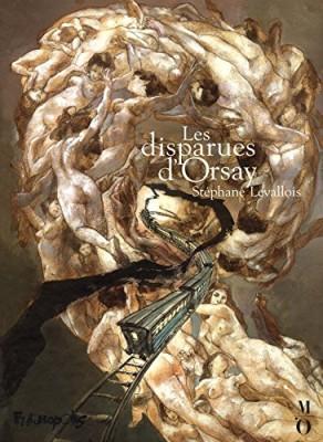 vignette de 'Les Disparues d'Orsay (Stéphane LEVALLOIS)'