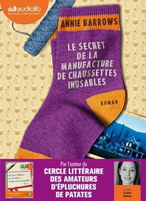 """Afficher """"Secret de la manufacture de chaussettes inusables (Le)"""""""