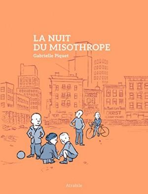 vignette de 'La nuit du misothrope (Gabrielle Piquet)'