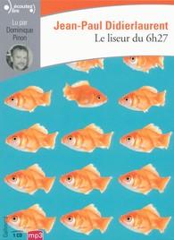 vignette de 'Le Liseur du 6 h 27 (Jean-Paul Didierlaurent)'