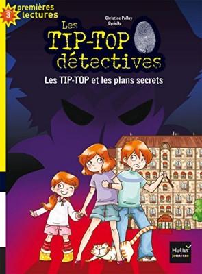 """Afficher """"Les Tip-Top détectives n° 1Les Tip-Top et les plans secrets"""""""