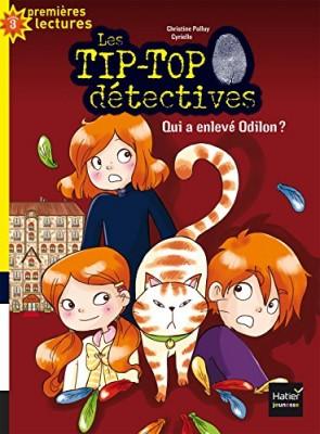 """Afficher """"Les Tip-Top détectives n° 2Qui a enlevé Odilon ?"""""""