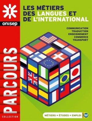 """Afficher """"Les métiers des langues et de l'international"""""""