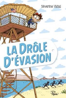 """Afficher """"La Drôle d'évasion"""""""
