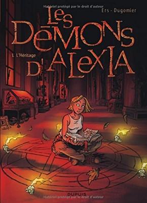 """Afficher """"Les démons d'Alexia n° 1 Les démons d'Alexia."""""""