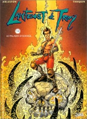 """Afficher """"Troy (les mondes de) n° 4 Le paladin d'Eckmül"""""""