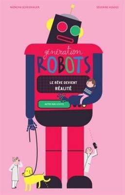 """Afficher """"Génération robots"""""""