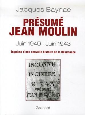"""Afficher """"Présumé Jean Moulin"""""""