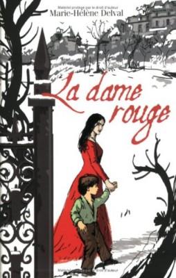 "Afficher ""La dame rouge"""