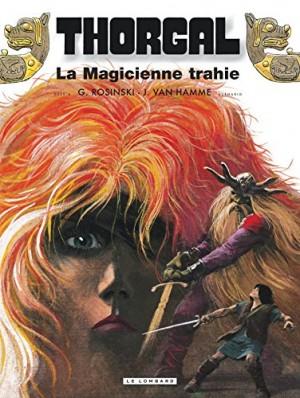 "Afficher ""Thorgal n° 1 La magicienne trahie"""
