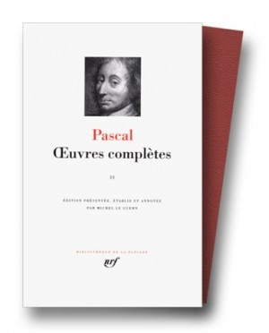 """Afficher """"Oeuvres complètes / Pascal n° 2Oeuvres complètes"""""""