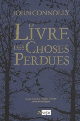 vignette de 'Le livre des choses perdues (John Connolly)'