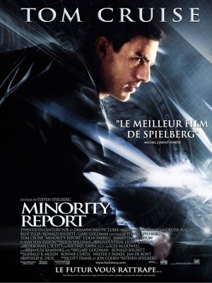 "Afficher ""Minority report"""