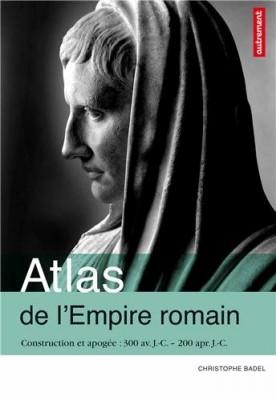"""Afficher """"Atlas de l'Empire romain"""""""