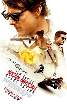 "Afficher ""Mission impossible Mission impossible : rogue nation"""