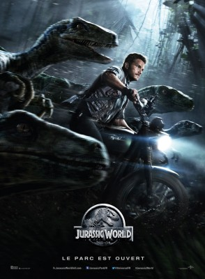 "Afficher ""Jurassic park Jurassic world"""