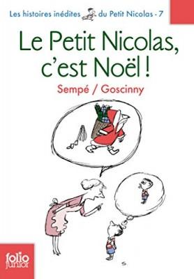 """Afficher """"Les histoires inédites du petit Nicolas n° 11 Le petit Nicolas, c'est Noël !"""""""
