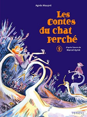 """Afficher """"Les contes du chat perché n° 2Les cygnes"""""""