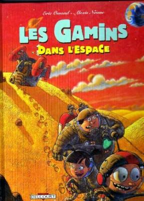 """Afficher """"Gamins (Les ) n° 1 Gamins dans l'espace (Les)"""""""