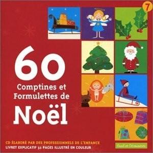 """Afficher """"60 Comptines et formulettes de Noël"""""""