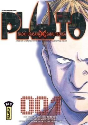 vignette de 'Pluto n° 01 (Naoki Urasawa)'
