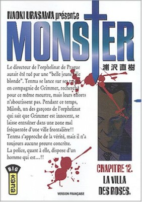 """Afficher """"Monster n° 12La villa des roses"""""""