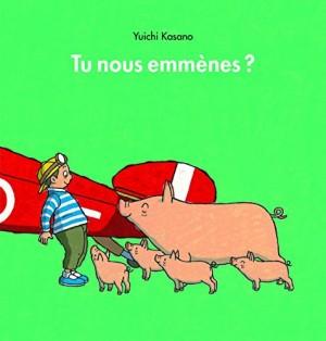 vignette de 'Tu nous emmènes ? (Kasano, Yuichi)'